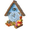 くまのプーさんの楽しいクロック!鳩時計 ディズニータイム FW573L セイコー SEIKO掛け時計
