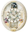 ミッキーマウスの楽しいクロック!からくり時計 ディズニータイム FW574W セイコー SEIKO電波時計