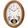 ミッキーマウスの楽しいクロック!振り子報時時計 ディズニータイム FW575B セイコー SEIKO電波時計