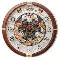 からくり時計 壁掛け時計 名入れ ディズニー ツムツム FW588B セイコーからくり掛け時計 SEIKO時計 送料無料 ミッキーマウス