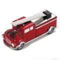 消防車型ペーパーウエイト&クリップホルダー ファイヤー TROIKA