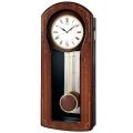 風格を添える伝統的なスタイルです!報時振り子時計エンブレム  セイコー SEIKO電波振り子時計 HS442B