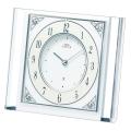 気品あるスタイルです! セイコー置時計エンブレム SEIKO置き時計 HW565W