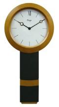 シンプルに優しく時刻を刻む!COGA古雅 振り子掛け時計 ウッドPENDULUM