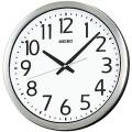 オフィスタイプの大型・防湿・防塵クロック!セイコー大型掛け時計 SEIKO時計 KH406S
