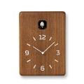 鳩時計 可愛い巣箱のクロックです!Lemnos レムノス カッコー掛け時計 cucu LC10-16BW