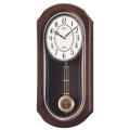 チャイムとストライクで時を知らせます!報時振り子時計  セイコーSEIKO電波振り子時計 LS222B