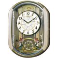 特別な時間や記念日をお好きなメロディでお知らせ!からくり時計ウエーブシンフォニー RE567G セイコー SEIKO電波時計