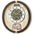 文字盤がダイナミックにパフォーマンス!からくり時計ウエーブシンフォニー RE579B セイコー SEIKO電波時計
