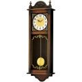 チャイムとストライクで時を知らせます!報時振り子時計  セイコーSEIKO振り子時計 RQ307A