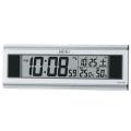 ハイブリットソーラー!セイコーデジタル電波置き掛け兼用時計 SEIKO SQ420S
