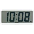 スタンダードデジタルクロック!セイコーデジタル電波置き掛け兼用時計 SEIKO STANDARD Digital Clock SQ676W