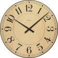 ビーチウッドの優しさを感じる掛け時計 INHOUSE(インハウス) ステーションNW8CK