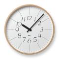 Lemnos レムノス 掛け時計 Riki CLOCK WR-0312L φ365