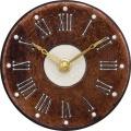 陶器の温かさとイタリアンアートに溢れる魅力! アントニオ・ザッカレラ陶器置き掛け兼用時計ZC184-A01