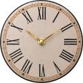 陶器の温かさとイタリアンアートに溢れる魅力! アントニオ・ザッカレラ Antonio Zaccarella 陶器 置き掛け兼用時計 ZC922-003