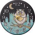 陶器の温かさとイタリアンアートに溢れる魅力! アントニオ・ザッカレラ陶器 置き掛け兼用時計 ZC925-004