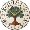 陶器の温かさとイタリアンアートに溢れる魅力! アントニオ・ザッカレラ Antonio Zaccarella ザッカレラZ948  陶器掛け時計 ZC948-003