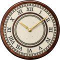 陶器の温かさとイタリアンアートに溢れる魅力! アントニオ・ザッカレラ Antonio Zaccarella 陶器 置き掛け兼用時計ZC951-003