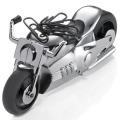 オートバイ型 ペーパーウエイト&クリップホルダー イージーライダー TROIKA