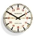 NEW GATEニューゲート掛け時計 Tube Station Wall Clock TUB238AC アンティーク調のunderground station clock