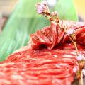 北の五つ星★黒毛和牛大判ハラミサガリステーキ 【カタログ品番064-065】
