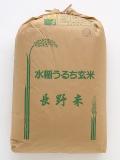 【送料無料】1年産 浅科産コシヒカリ(一等玄米) 30kg