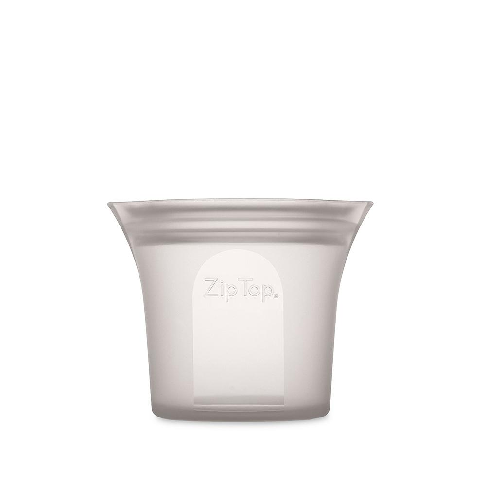 ZipTop ショートカップ(グレー)