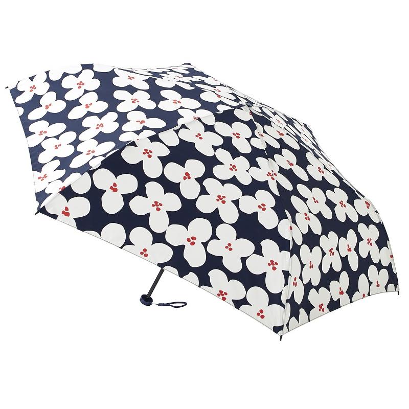 FLO(A)TUS折りたたみ傘【ビッグフラワー】