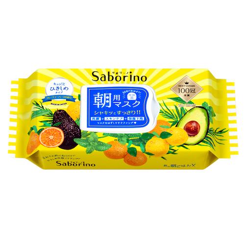 サボリーノ 目ざまシート