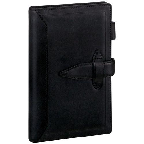 ダヴィンチ システム手帳 ロロマクラシック (聖書) 15mm ブラック
