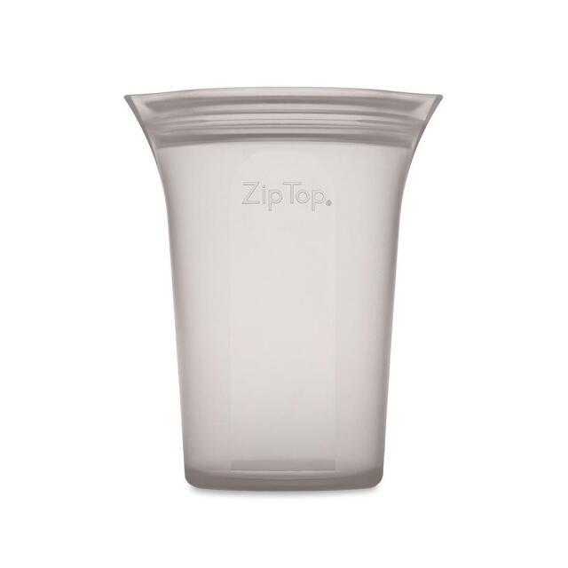 ZipTop カップM(グレー)