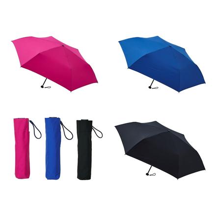 FLO(A)TUS折りたたみ傘【無地】