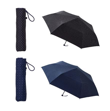 FLO(A)TUS折りたたみ傘【スクエアドット】