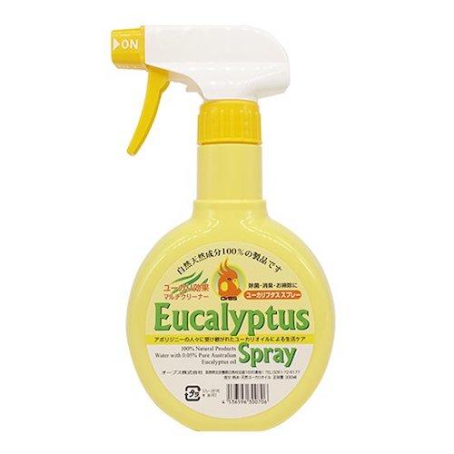 Eucaly  Ptus Spray 本体