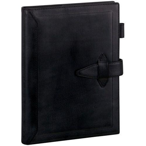 ダヴィンチ システム手帳 ロロマクラシック (A5) 20mm ブラック