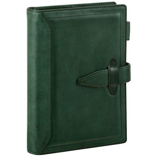 ダヴィンチ システム手帳 ロロマクラシック (聖書) 24mm グリーン