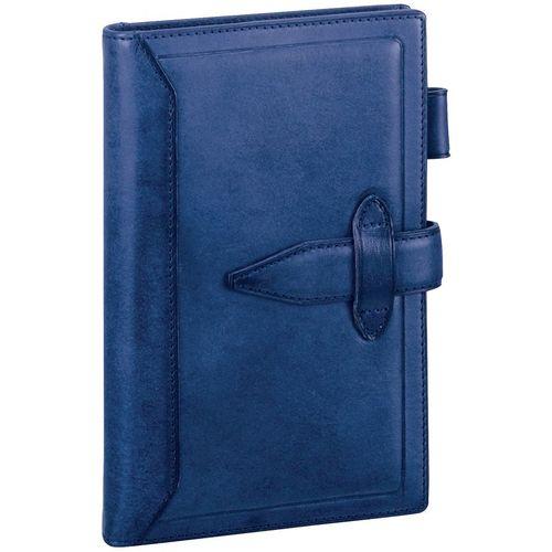 ダヴィンチ システム手帳 ロロマクラシック (聖書)15mm ブルー
