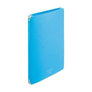 CUBE FIZZ ホルダーファイル<ワイヤ式>ブルー