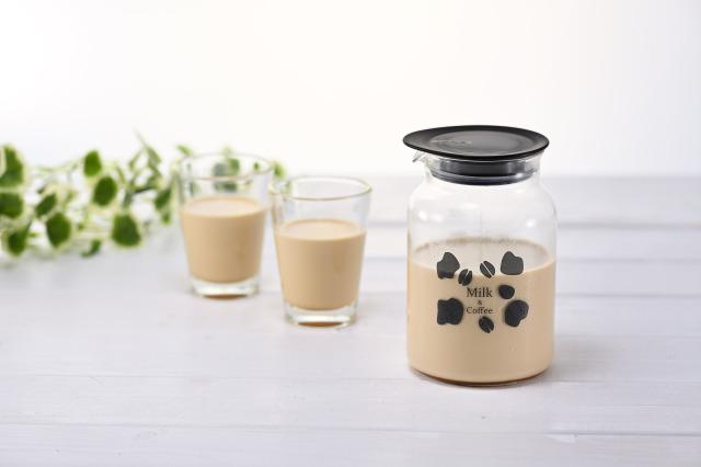 ミルク出しコ-ヒーポット