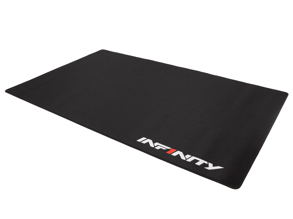 [A0071] INFINITY PIT MAT (100x60cm / Black)