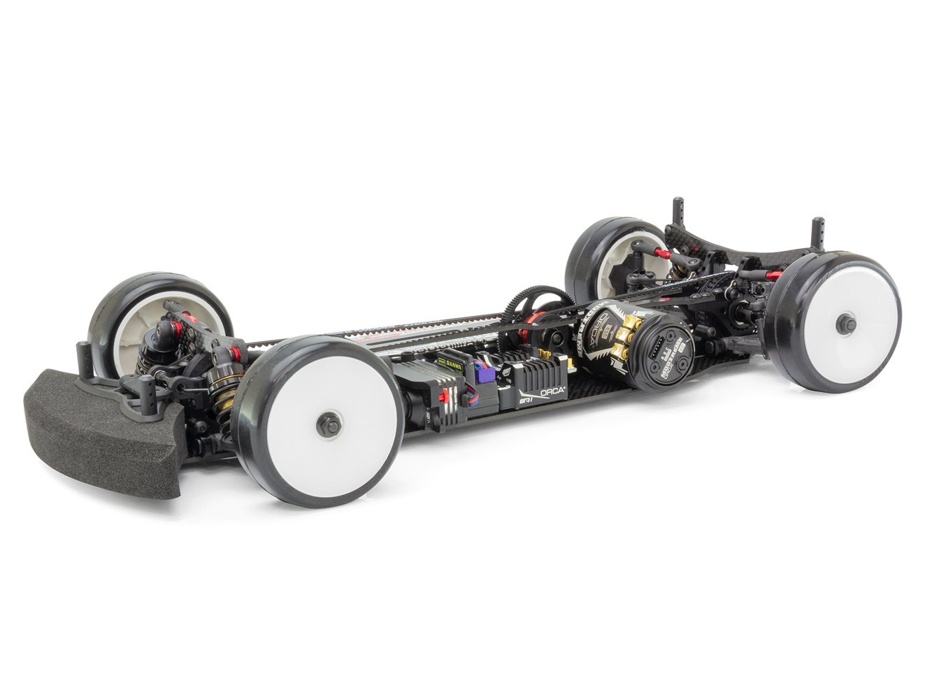 [CM-00006] IF14-II 1/10 SCALE EP TOURING CAR CHASSIS KIT (Carbon Chassis Edition)