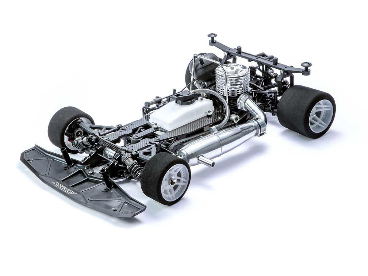 [CM-00009] IF18-2 1/8 SCALE GP RACING CAR CHASSIS KIT