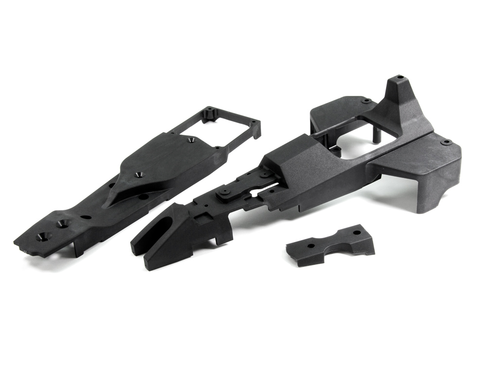 MONOCOQUE CHASSIS SET