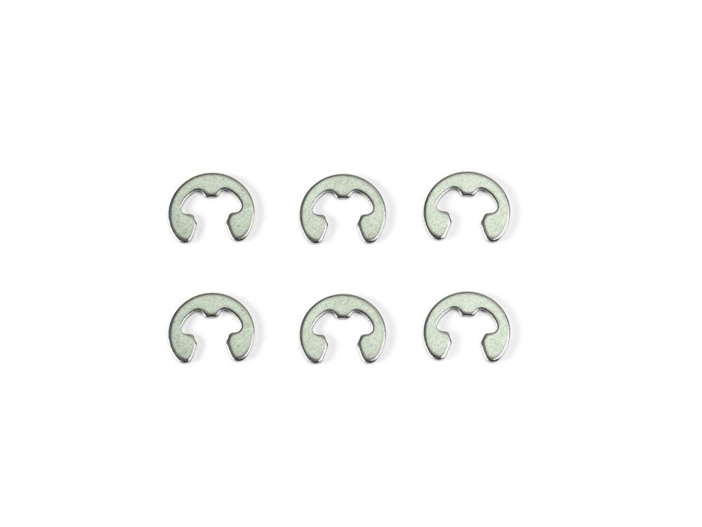 [F051] E-RING E2.5 (6pcs)