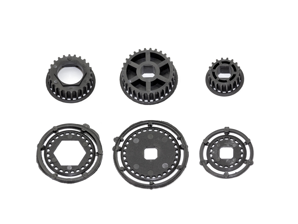 [R0012-01] PULLY SET A (for FRONT ONEWAY, MIDDLE SHAFT)