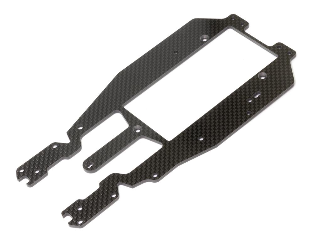 [R0166] UPPER DECK (CARBON GRAPHITE)