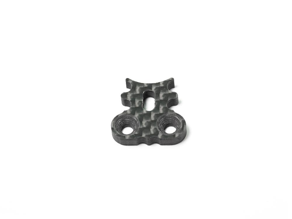 [R0217-10] SERVO SAVER NOSE (10mm) CARBON GRAPHITE