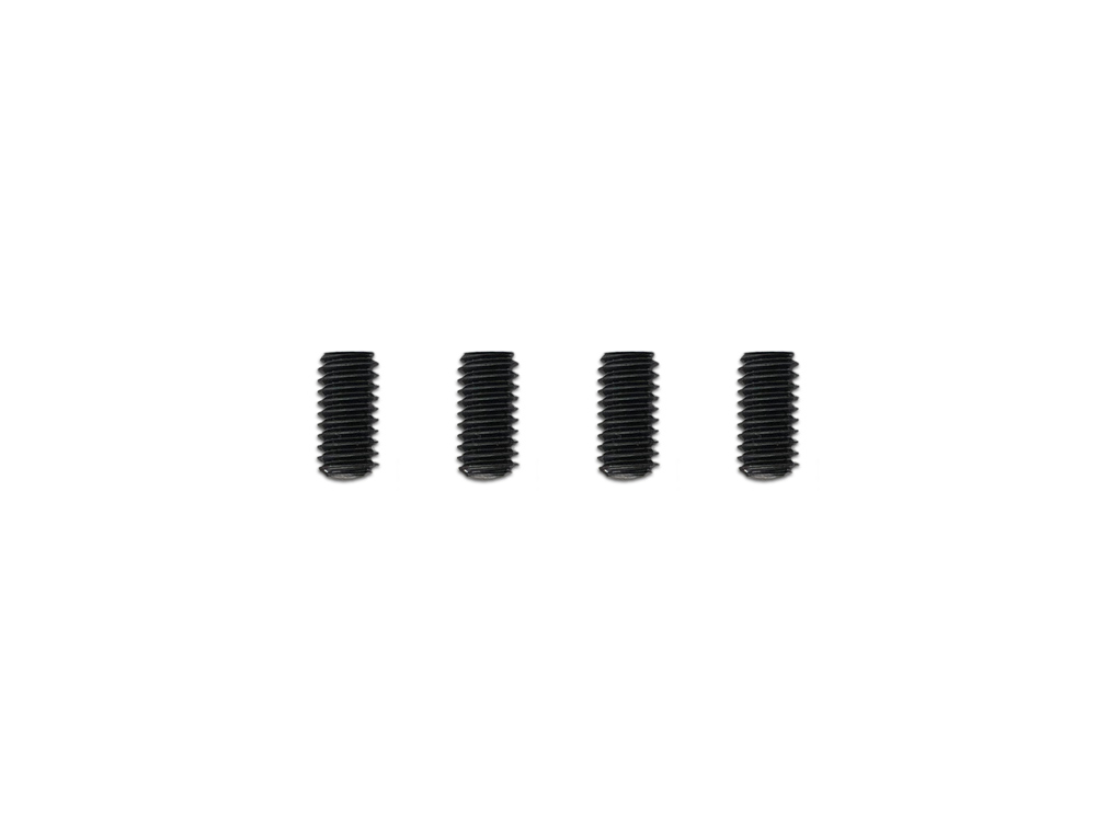 [R0281] SET SCREW M4x8mm ROUND TOP (4pcs)