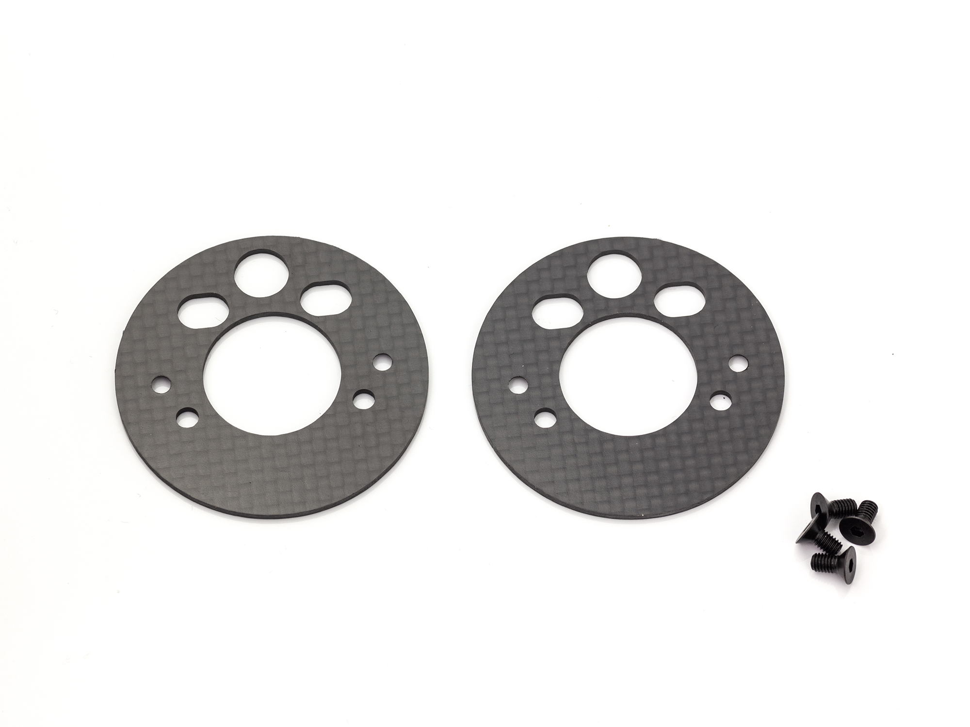 [R0311] FRONT CARBON WHEEL PLATE(IF18-2)